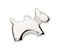Puppy Bling Id Tag